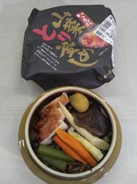山菜鶏釜めし