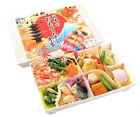 日本のおもてなし弁当の写真