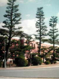 Former Imperial Japanese Naval Academy