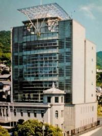 海上自衛隊佐世保史料館(セイルタワー)
