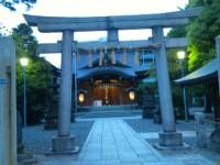 磐井神社の写真