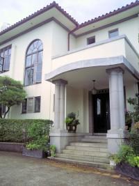 横浜市イギリス館の写真