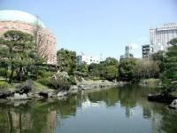旧安田庭園の写真