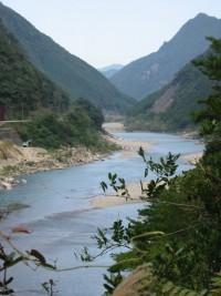 九里峡の写真