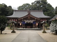 八重垣神社の写真