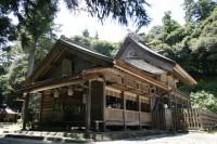 神魂神社の写真