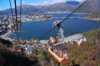 河口湖富士山パノラマロープウェイ