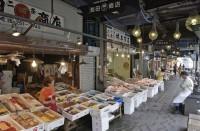 二条市場の写真