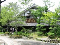 九州湯布院民芸村