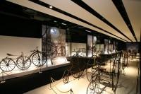 自転車博物館サイクルセンター