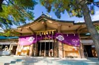 亀山八幡宮の写真