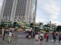 東京ドームシティ 風と緑のビアガーデンの写真