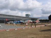 青森県立三沢航空科学館の写真