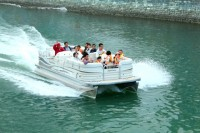 ひょうたん島観光船