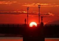 幣舞橋の写真