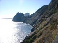 大崩海岸の写真