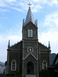 崎津天主堂の写真