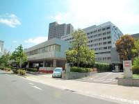 虎の門病院の写真