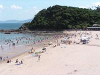ダグリ岬海水浴場の写真