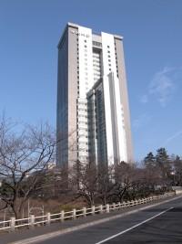 法政大学 市ヶ谷キャンパスの写真
