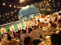 バドワイザーカーニバル新橋店 ビアガーデンの写真
