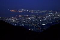 六甲山天覧台の写真