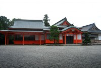 Usa-jingu Shrine (Main Sanctum of Hachiman Shrine)
