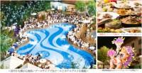 千里阪急ホテル プールサイドビアガーデンの写真
