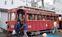 路面電車まつり(広島)の写真
