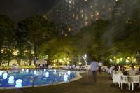 グランドプリンスホテル新高輪ビアガーデン「高輪フォレストガーデン」の写真