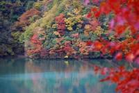 天竜峡の写真