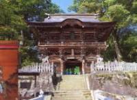 浦佐毘沙門堂の写真