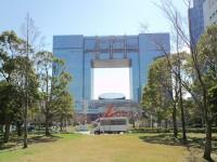テレコムセンター展望台の写真