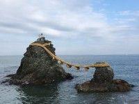 夫婦岩(二見浦)