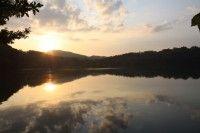 一碧湖の写真