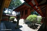 川越日枝神社本殿
