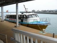 瀬戸内海遊覧船(児島観光港)