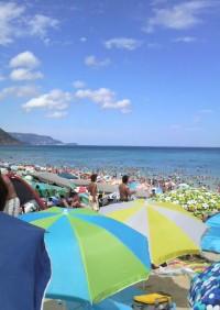 下田白浜温泉の写真