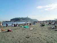 片瀬海岸東浜海水浴場