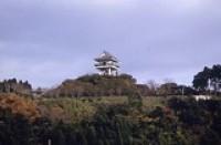 万木城跡公園展望台