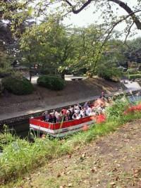 松川遊覧の写真