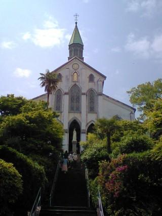 大浦天主堂の写真