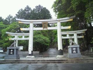 三峯神社の写真