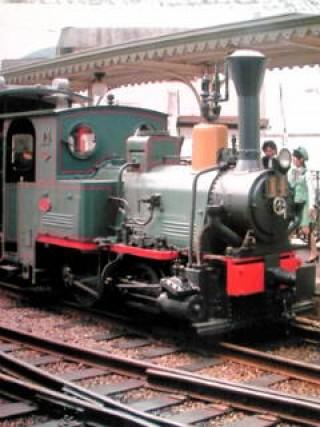 坊っちゃん列車ミュージアムの写真