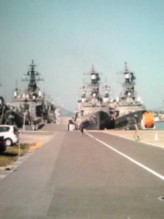 海上自衛隊呉地方隊の写真