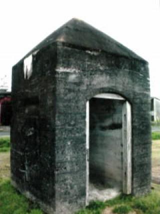 笠之原海軍航空基地跡の写真