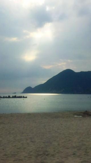 竹野浜海水浴場の写真