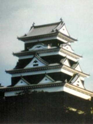 大洲城の写真