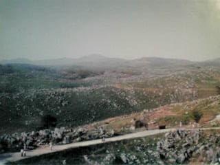 秋吉台カルスト展望台の写真