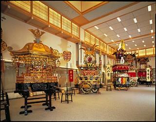 高山祭屋台会館の写真